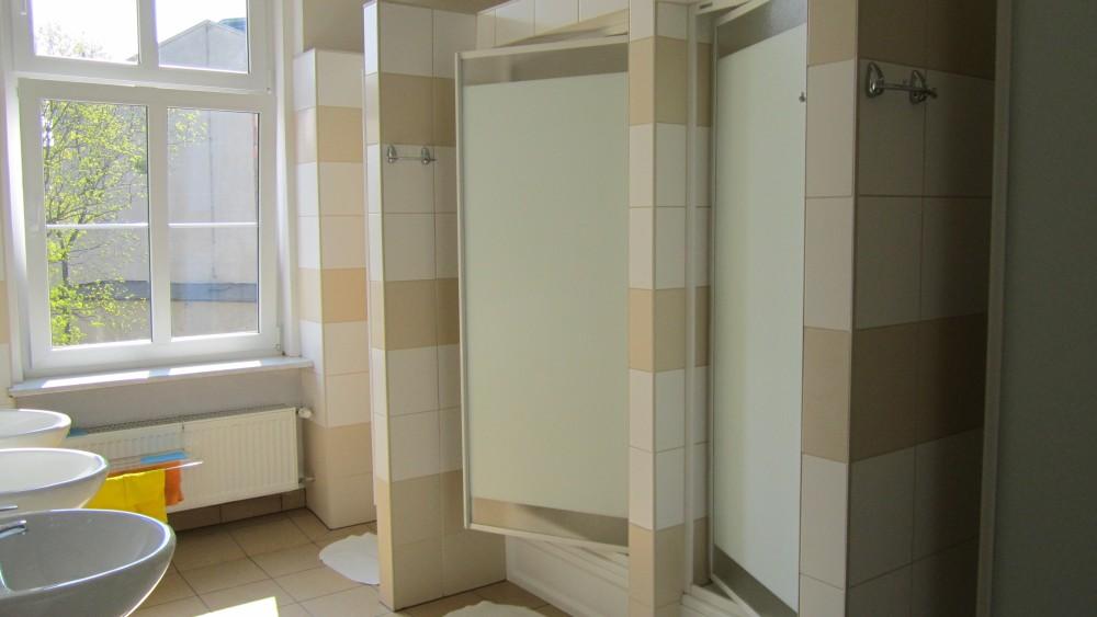Prysznice Akademiki Sacre Coeur